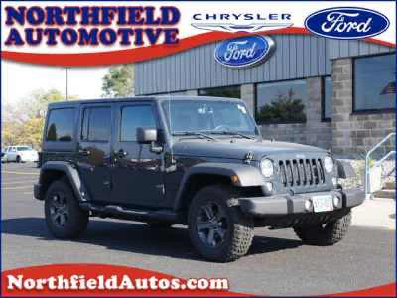 Used Jeep Wrangler Cars For Sale Near Rochester Mn Carsoup