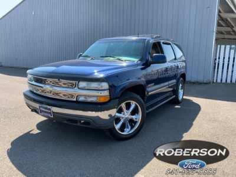 used chevrolet tahoe cars for sale near eugene or carsoup carsoup