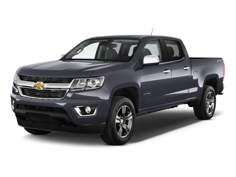 2018 Chevrolet Colorado LT 1 CarSoup