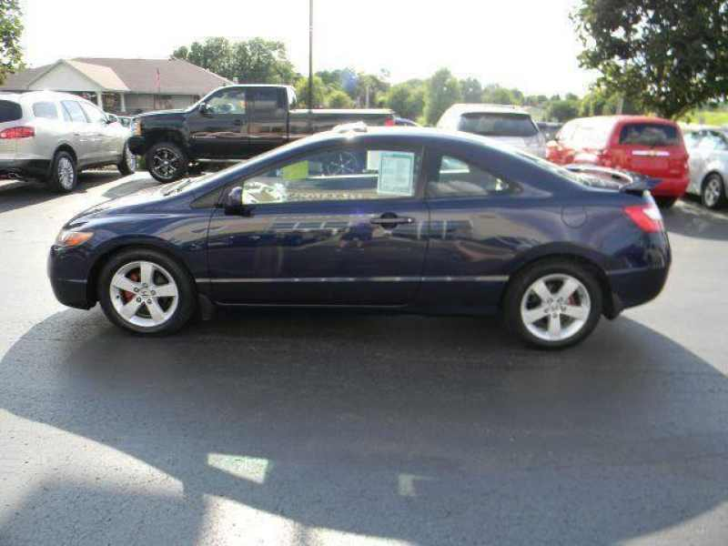 2006 Honda Civic EX 2dr Coupe 1 CarSoup