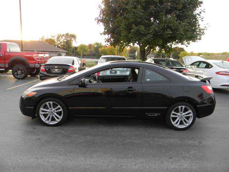 2007 Honda Civic Si 2dr Coupe 1 CarSoup