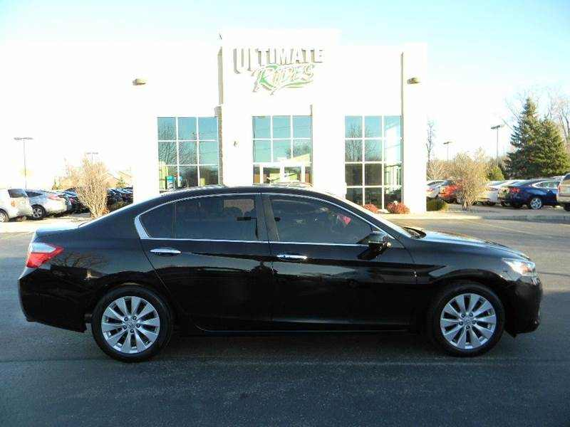 2013 Honda Accord EX L w/Navi 4dr Sedan 1 CarSoup