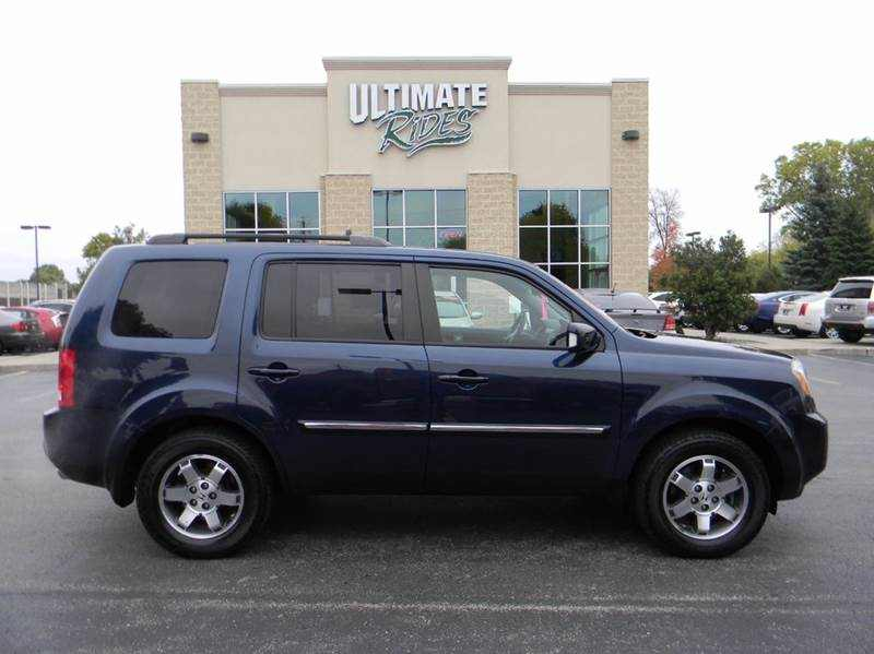 2009 Honda Pilot Touring w/Navi w/DVD 4x4 4dr SUV and DVD 1 CarSoup