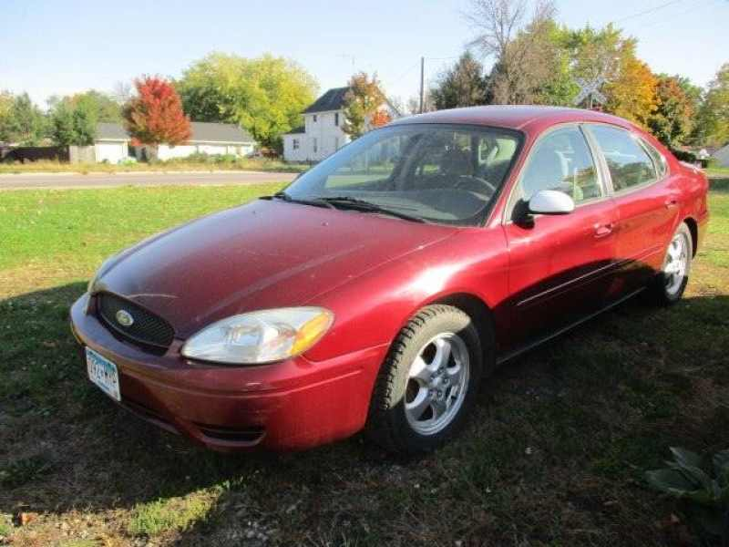 Used 2006 Ford Taurus 11 CarSoup