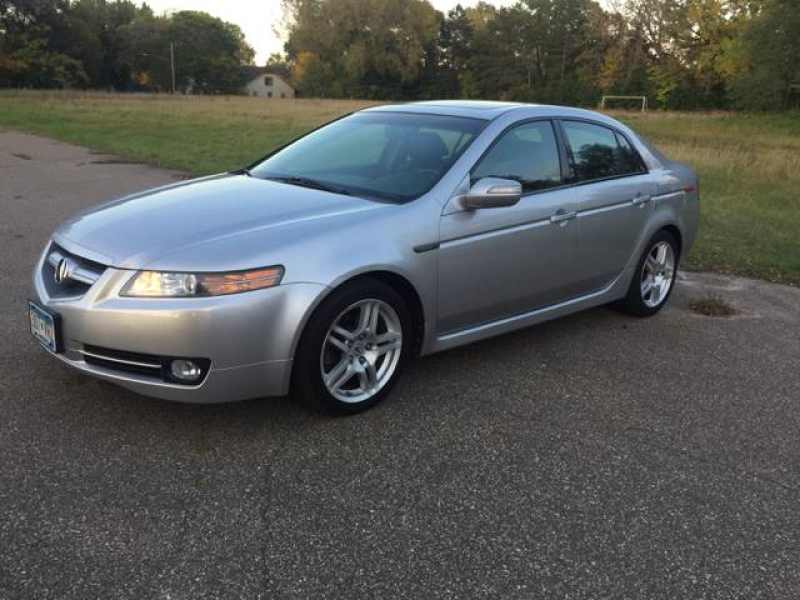 2008 Acura TL Base 1 CarSoup