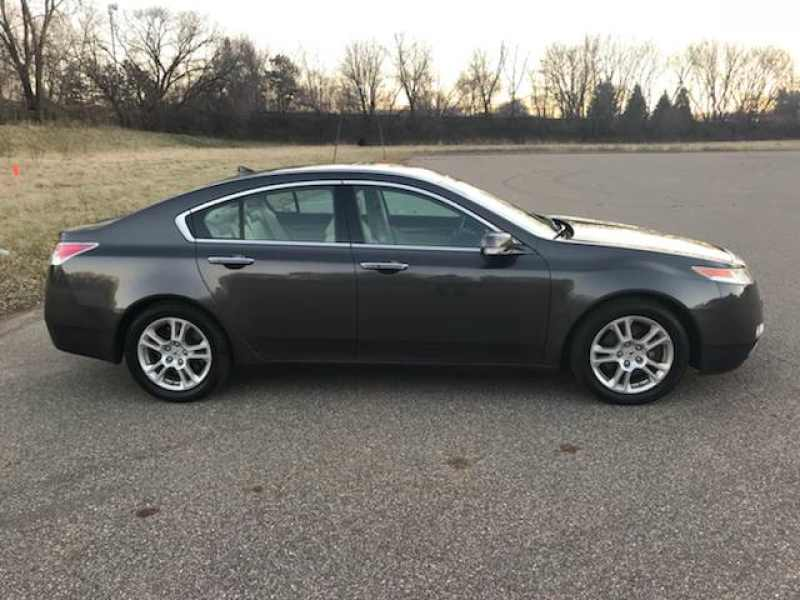 2009 Acura TL Technology Package 1 CarSoup