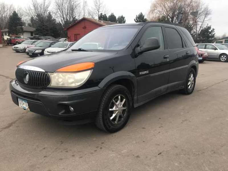 2002 Buick Rendezvous CX AWD 4dr SUV 1 CarSoup