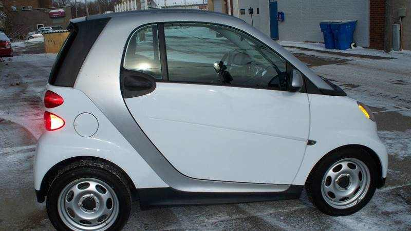 2013 Smart Fortwo Pure 1 CarSoup