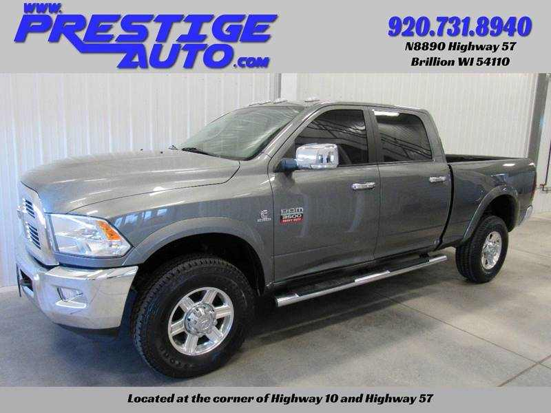 Used 2012 RAM 3500 10 CarSoup