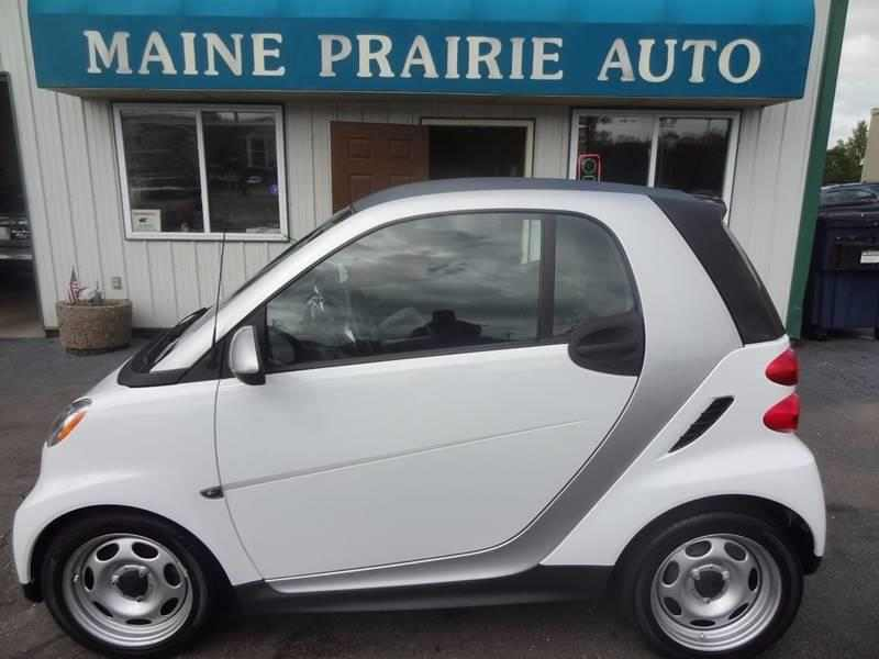2013 Smart Fortwo pure 2dr Hatchback 1 CarSoup