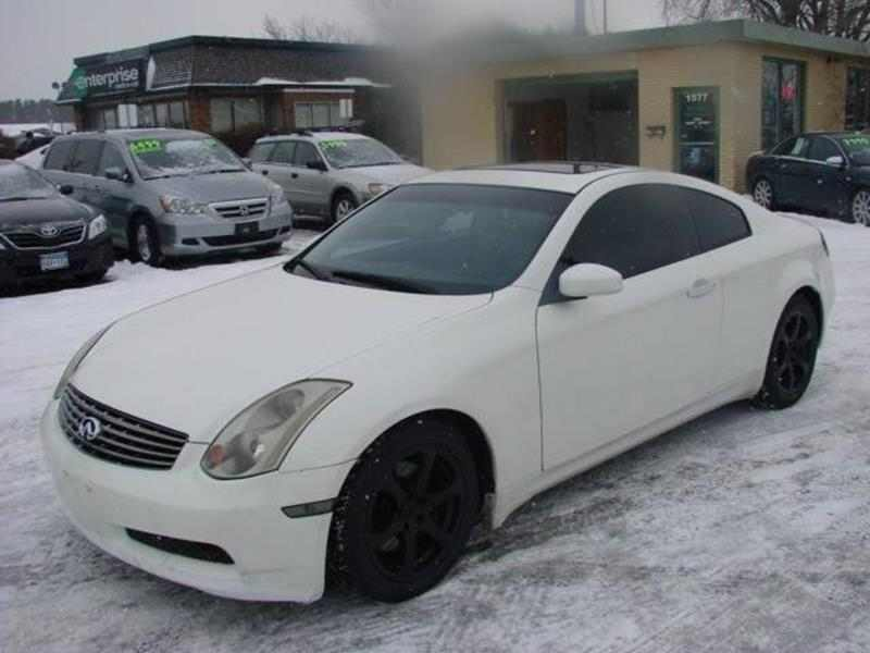 2005 Infiniti G35 Base Rwd 2dr Coupe 1 CarSoup