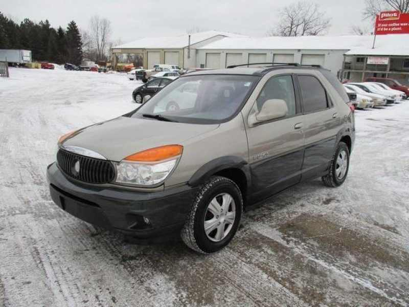 2002 Buick Rendezvous CXL AWD 4dr SUV 1 CarSoup