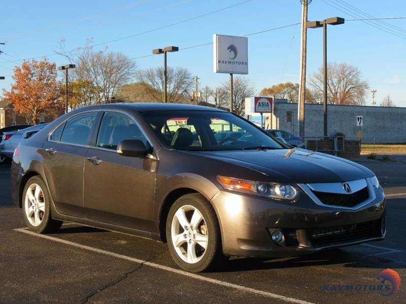 2010 Acura TSX Technology Package 1 CarSoup
