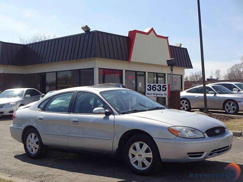 2004 Ford Taurus SEL 1 CarSoup