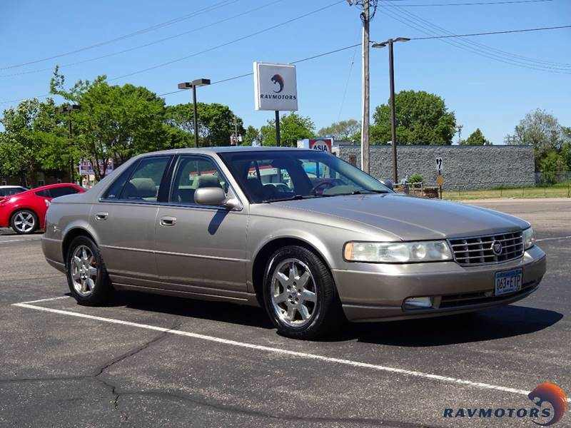 2003 Cadillac Seville STS 4dr Sedan 1 CarSoup