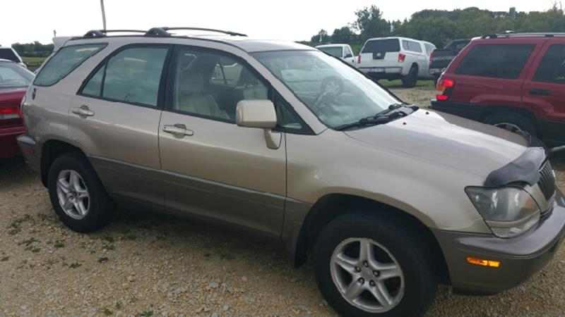 2000 Lexus Rx 300 Base AWD 4dr SUV 1 CarSoup
