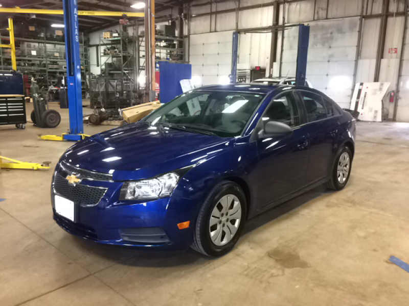 Used 2013 Chevrolet Cruze 11 CarSoup