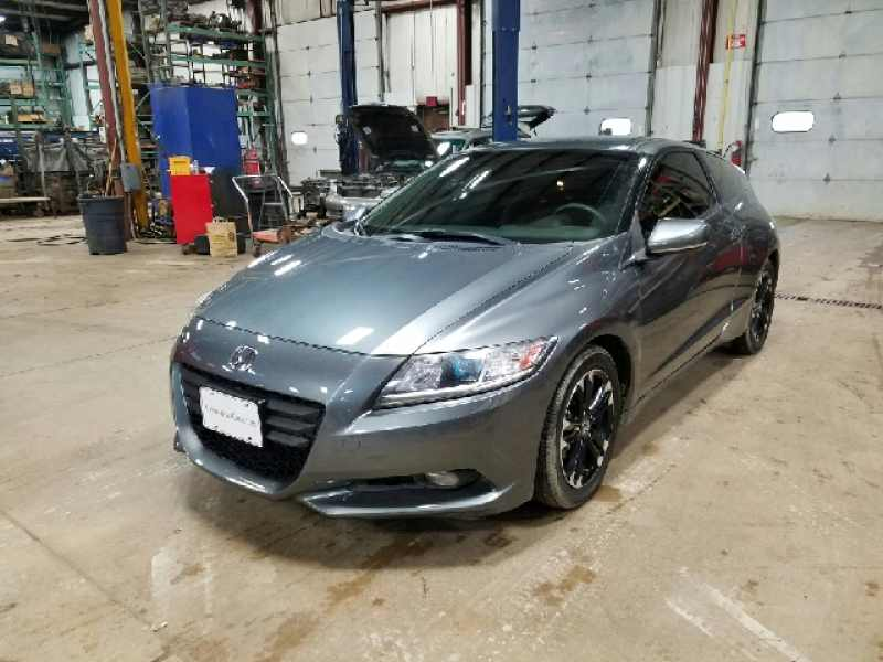 Used 2014 Honda Cr-Z 3 CarSoup