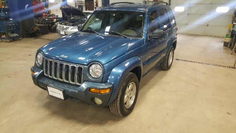 Used 2003 Jeep Liberty 10 CarSoup