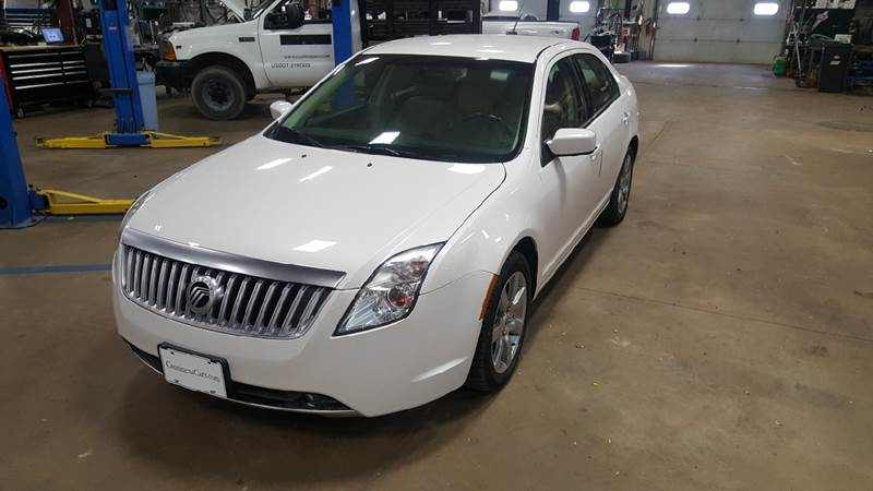 Used 2011 Mercury Milan 5 CarSoup