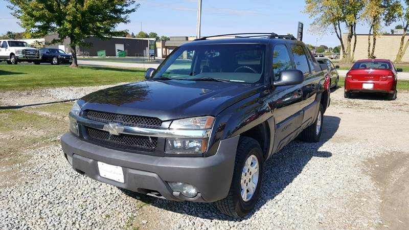 Used 2003 Chevrolet Avalanche 6 CarSoup