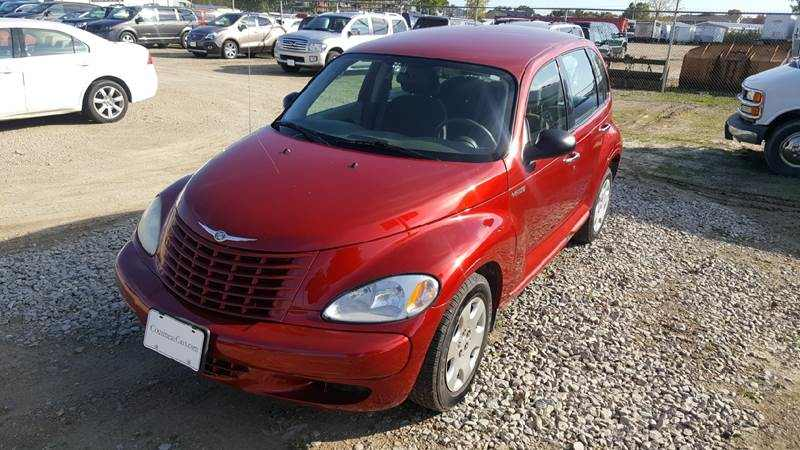 Used 2005 Chrysler PT Cruiser 7 CarSoup