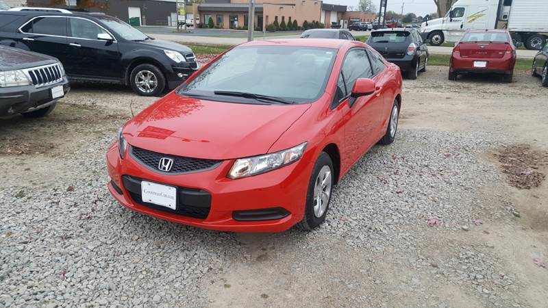 Used 2013 Honda Civic 9 CarSoup