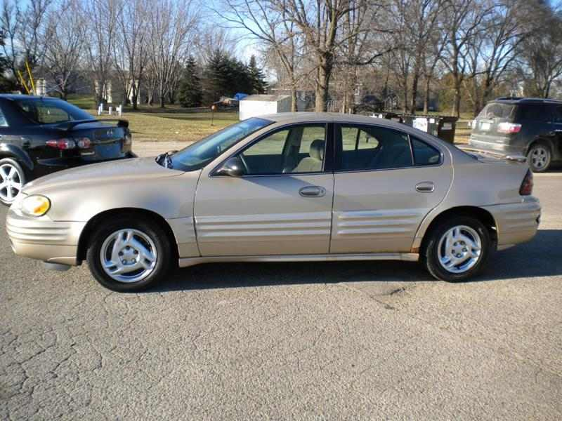 Used 2002 Pontiac Grand AM 2 CarSoup