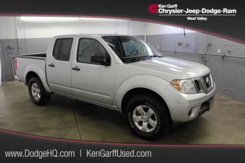 2013 Nissan Frontier Pro-4x 1 CarSoup