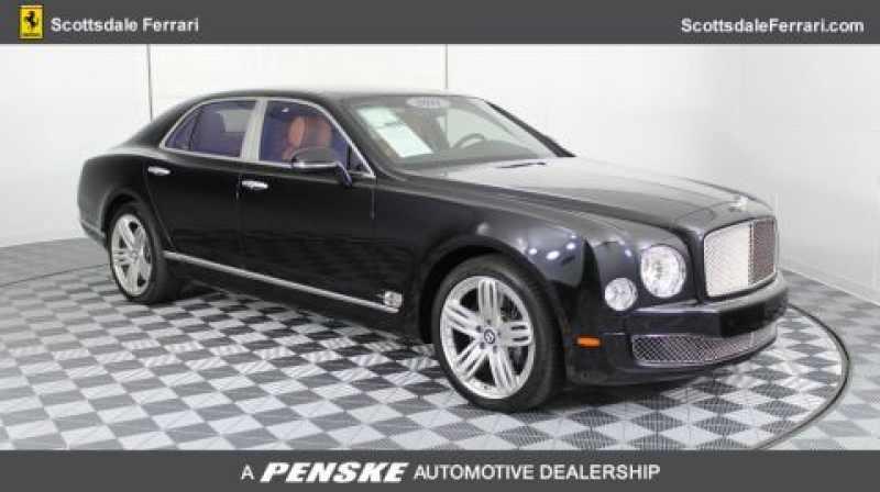 2011 Bentley Mulsanne Base 1 CarSoup