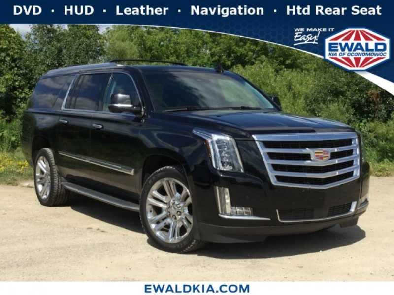 Used 2016 Cadillac Escalade ESV ESV Premium