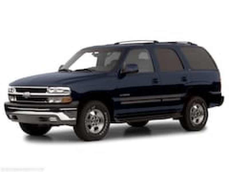 2001 Chevrolet Tahoe Base 1 CarSoup