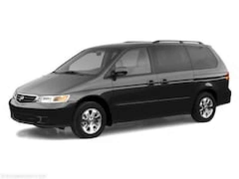 2003 Honda Odyssey Ex-L 1 CarSoup