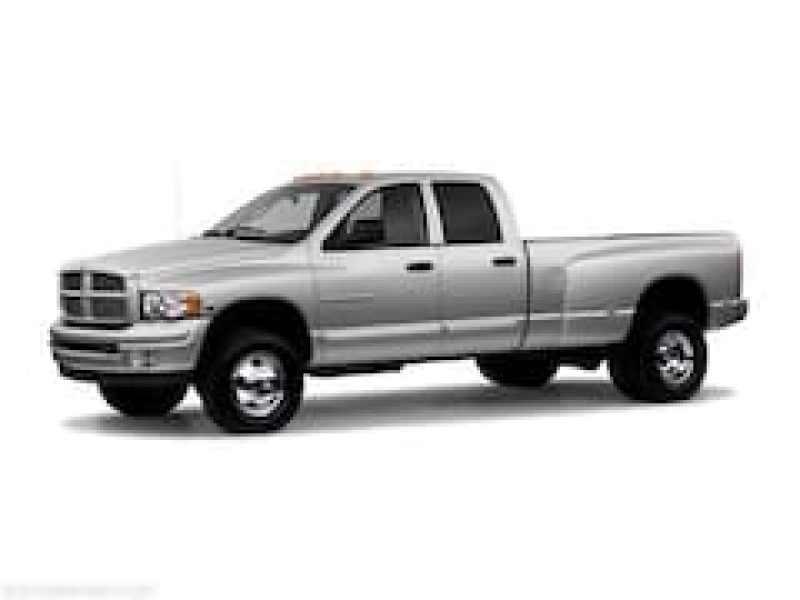 2004 Dodge RAM Pickup 3500 Laramie 1 CarSoup