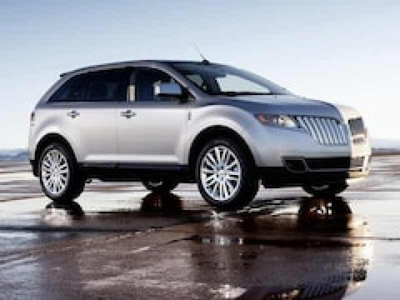 2011 Lincoln MKX Base 1 CarSoup