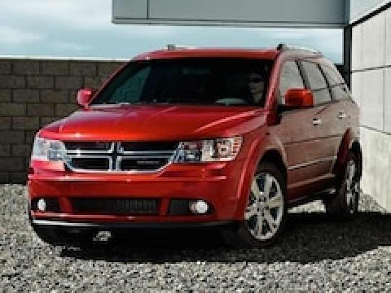 2014 Dodge Journey SE 1 CarSoup