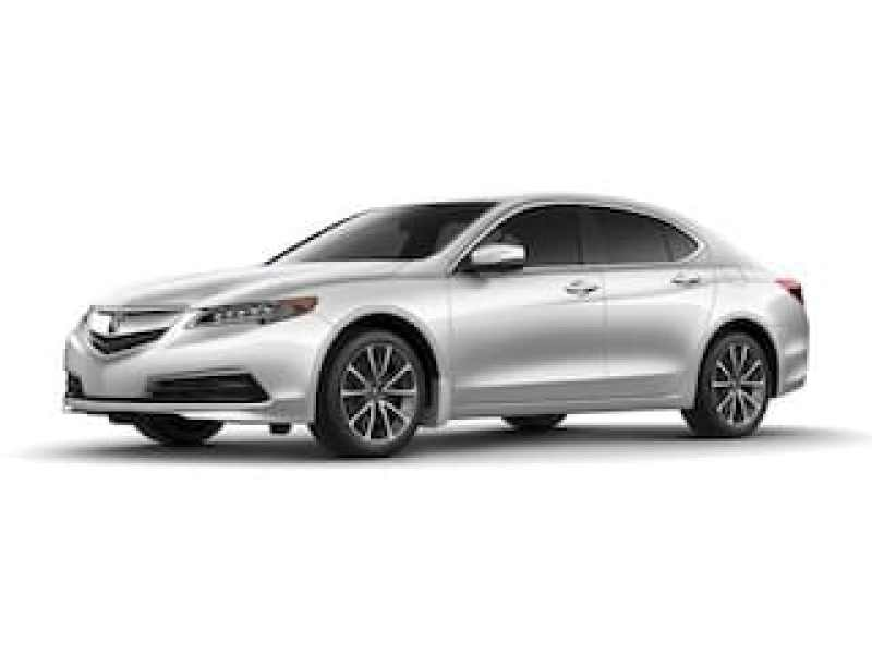2015 Acura TLX Technology Package 1 CarSoup