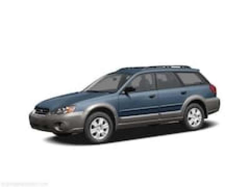 2005 Subaru Outback 3.0 R L.l.bean Edition 1 CarSoup