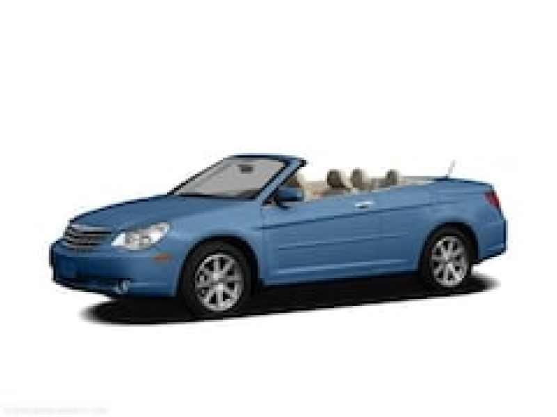 2008 Chrysler Sebring LX 1 CarSoup