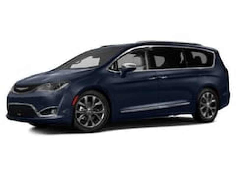 2017 Chrysler Pacifica Limited 1 CarSoup