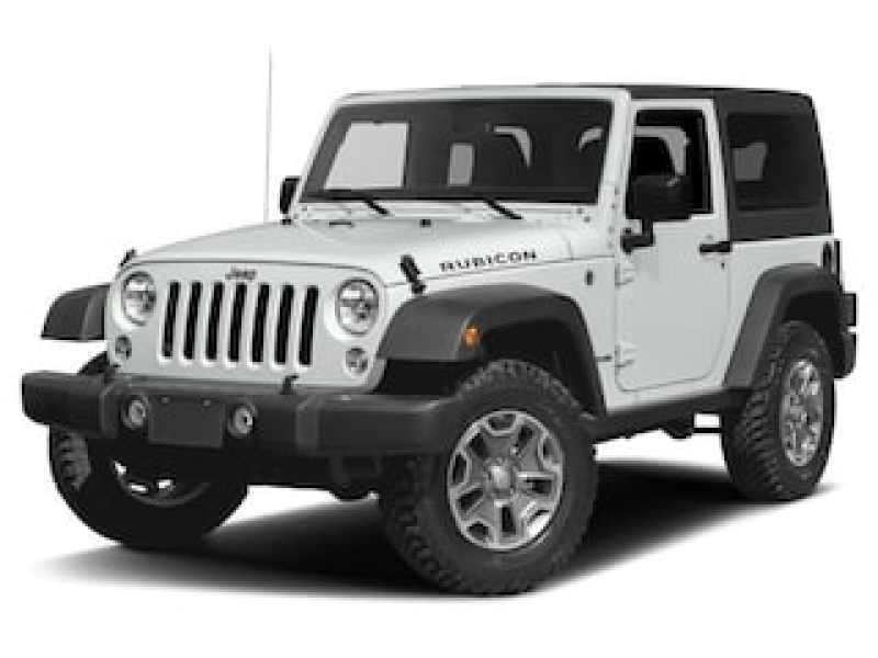 2017 Jeep Wrangler Rubicon 1 CarSoup