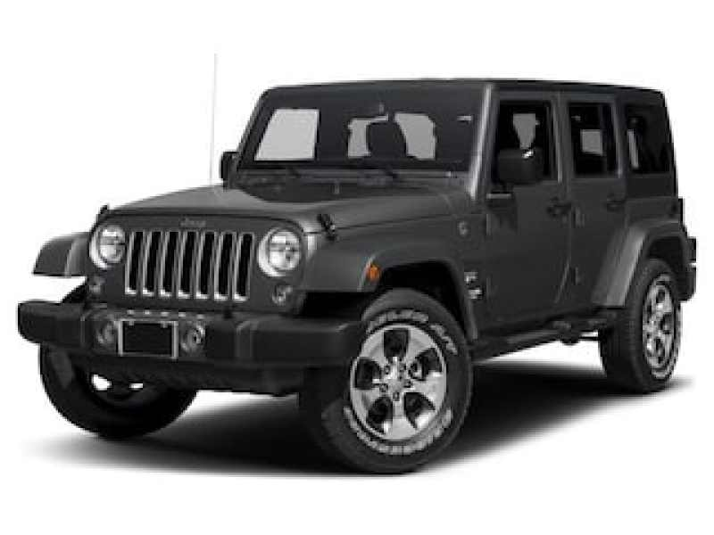 2017 Jeep Wrangler Unlimited 75th Anniversary 1 CarSoup