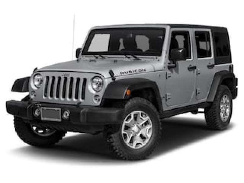 2017 Jeep Wrangler Unlimited Rubicon 1 CarSoup