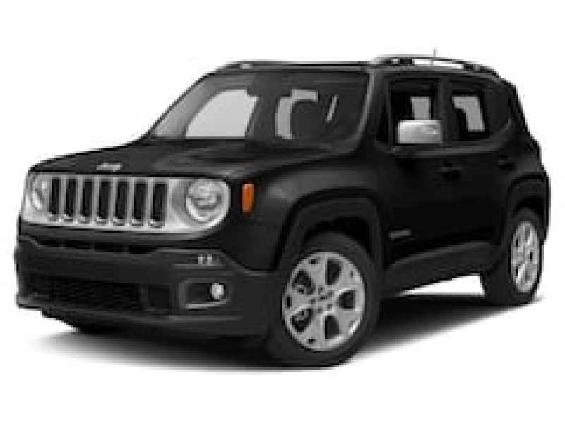 2017 Jeep Renegade Limited 1 CarSoup