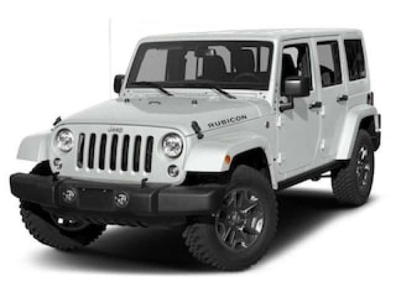 2018 Jeep Wrangler Unlimited Rubicon 1 CarSoup