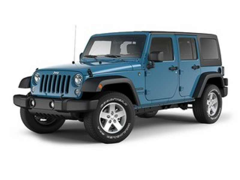 2017 Jeep Wrangler Unlimited Sport 1 CarSoup