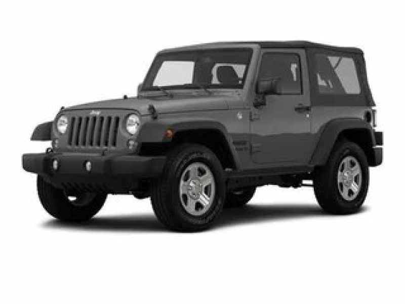 2017 Jeep Wrangler Sport 1 CarSoup