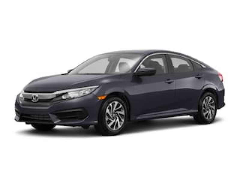 2018 Honda Civic EX 1 CarSoup