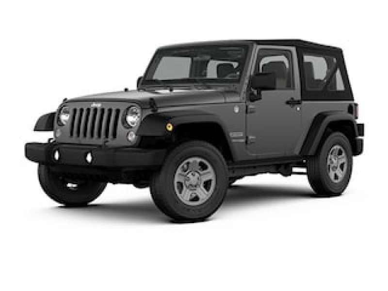 2018 Jeep Wrangler Sport 1 CarSoup