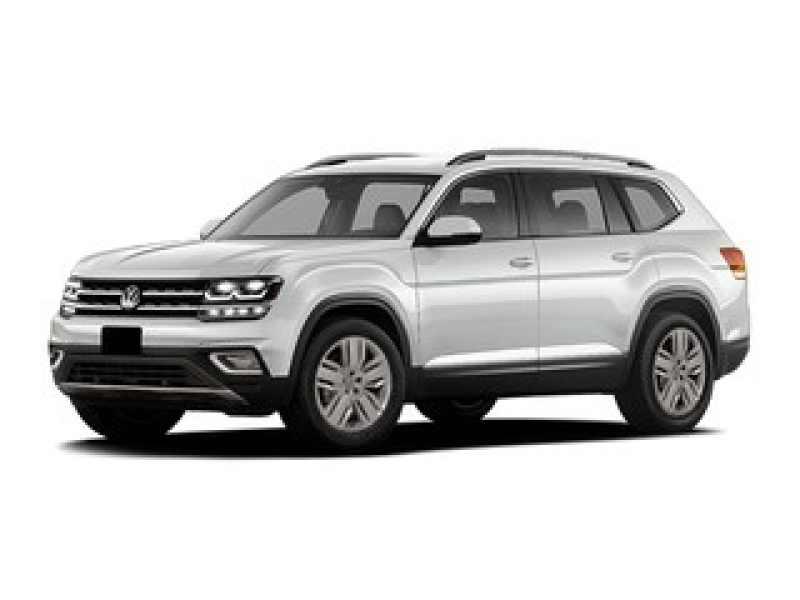 2018 Volkswagen Atlas V6 SEL Premium 1 CarSoup
